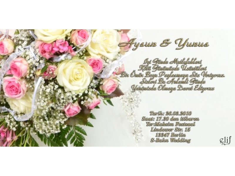Einladungskarten