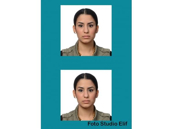 Bewerbungs- und Passfotos bei Elif